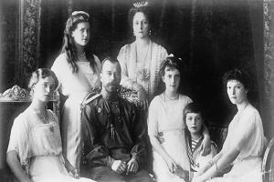 The Family of Tsar Nicholas II of Russia, 1910S