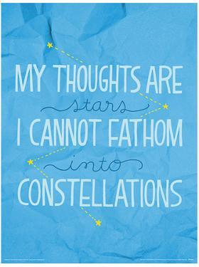 The Fault In Our Stars - Constellations