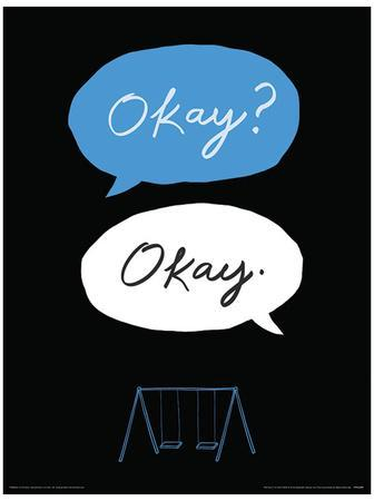 The Fault In Our Stars   Okay? Okay