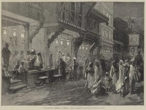 The Feast of Lanterns at Bombay
