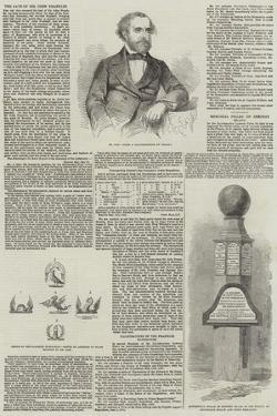 The Fete of Sir John Franklin