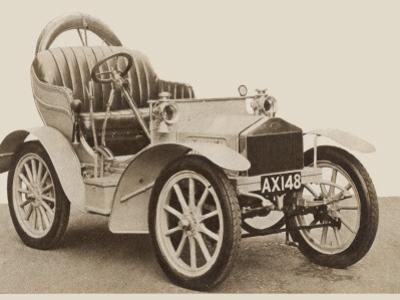 The First Rolls Royce