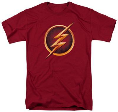 The Flash - Chest Logo