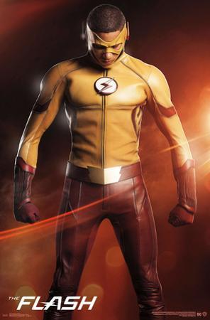 The Flash- Introducing Kid-Flash