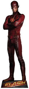 The Flash Lifesize Standup