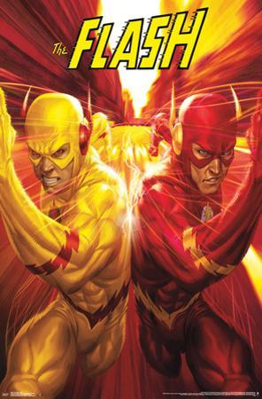 The Flash- Racing In Opposition