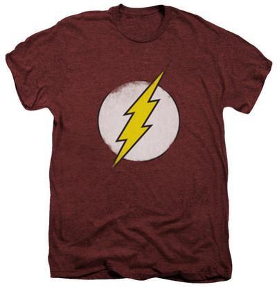 The Flash - Rough Flash Logo (premium)