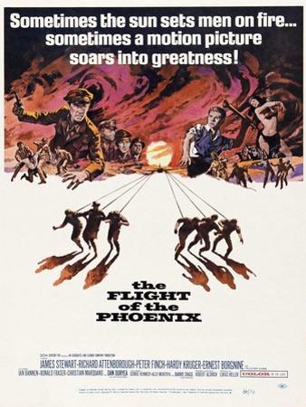 The Flight of the Phoenix, 1965, Directed by Robert Aldrich