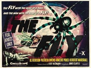 The Fly, 1958, Directed by Kurt Neumann