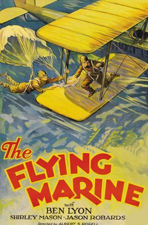 The Flying Marine