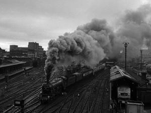 The Flying Scotsman Steam Train Locomotive, 1969