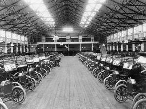 The Ford Factory, Manchester, C1911
