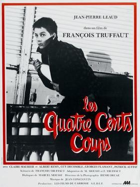 "The Four Hundred Blows, 1959, ""Les Quatre Cents Coups"" Directed by Francois Truffaut"