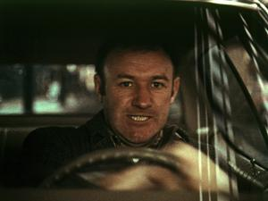 The French Connection, Gene Hackman, 1971, In The Famous Car Chase Scene