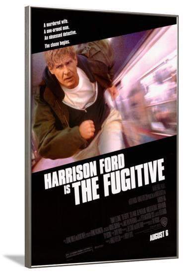 The Fugitive--Framed Poster