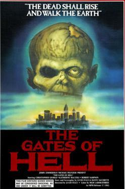 The Gates of Hell, (aka Paura Nella Citta Dei Morti Viventi, aka City of the Living Dead), 1980