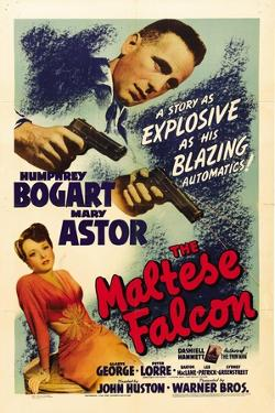 "The Gent From Frisco, 1941, ""The Maltese Falcon"" Directed by John Huston"