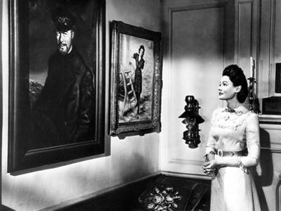 The Ghost and Mrs. Muir, L-R: Rex Harrison, Gene Tierney, 1947