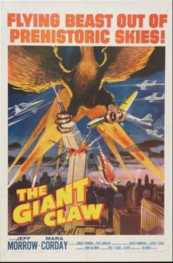 The Giant Claw, 1957