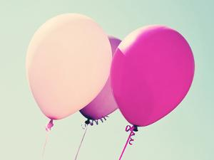 Balloon Trio by The Gingham Owl