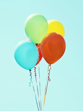Happy Balloons by The Gingham Owl