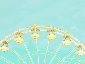 Lemon Drop Wheel by The Gingham Owl