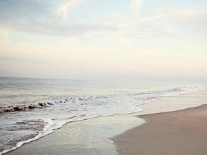Serene Seascape by The Gingham Owl