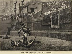 The Gladiators, Pollice Verso