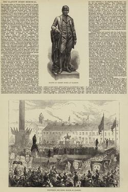 The Glasgow Burns Memorial