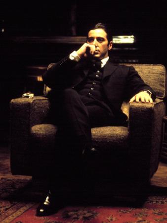 The Godfather: Part II, Al Pacino, 1974