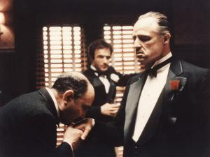 The Godfather, Salvatore Corsitto, James Caan, Marlon Brando, 1972