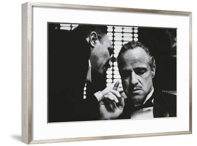 The Godfather-The Chelsea Collection-Framed Art Print