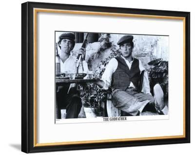 The Godfather--Framed Masterprint