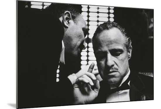 The Godfather-The Chelsea Collection-Mounted Print