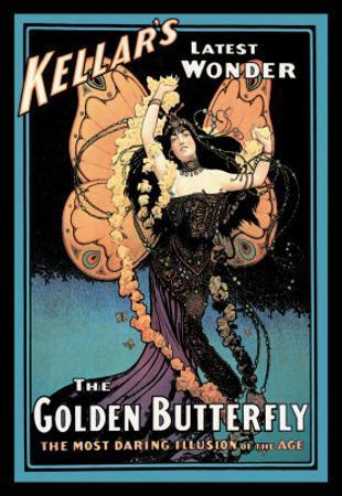The Golden Butterfly: Kellar's Latest Wonder