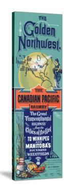 The Golden Northwest, Home for All People, The Canadian Pacific Railway