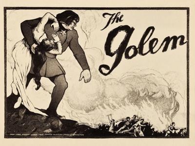 The Golem, 1920 (Der Golem, Wie Er in Die Welt Kam)
