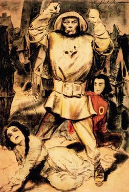 The Golem, (aka Der Golem, Wie Er In Die Welt Kam), 1920