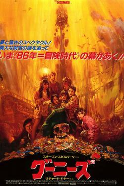 THE GOONIES [1985], directed by RICHARD DONNER.