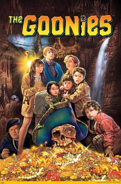 The Goonies - One Sheet