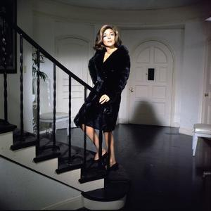 THE GRADUATE, 1967 directed by MIKE NICHOLS Anne Bancroft (photo)