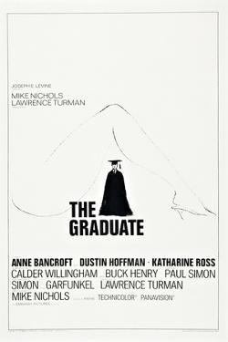 The Graduate, Dustin Hoffman, 1967
