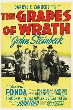 The Grapes of Wrath, Directed by John Ford, 1940