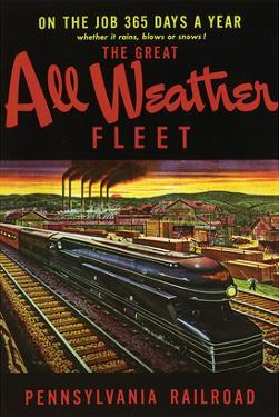 The Great All-Weather Fleet
