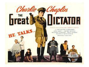 The Great Dictator, 1940