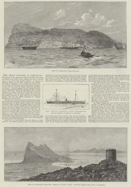 The Great Disaster at Gibraltar