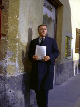 THE GREAT ESCAPE, 1963 directed by JOHN STURGES Richard Attenborough (photo)