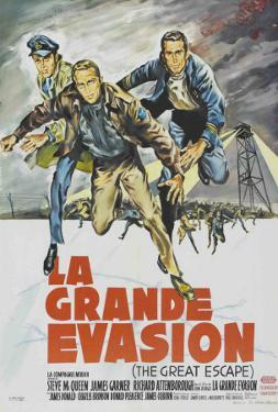 The Great Escape - French Style