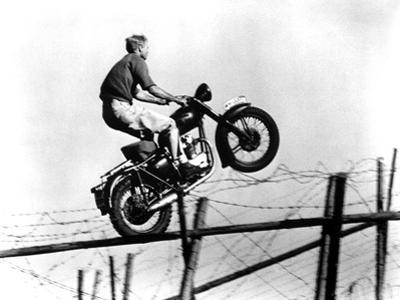 The Great Escape, Steve McQueen, 1963