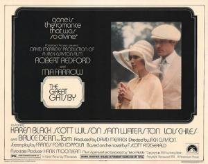 The Great Gatsby -  Style